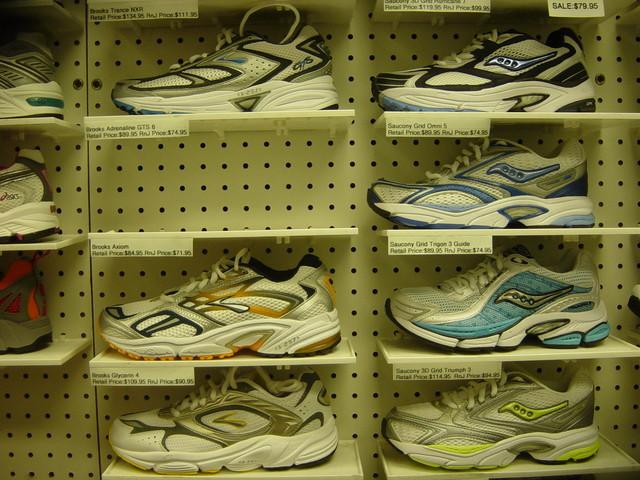 Yummy running shoes