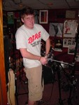 Drum guy