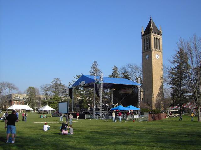VEISHEA 2007 Main Stage