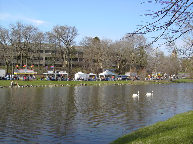 VEISHEA 2007 on the Pond